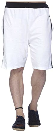 Demokrazy Men's Regular Fit Shorts Men's Shorts at amazon