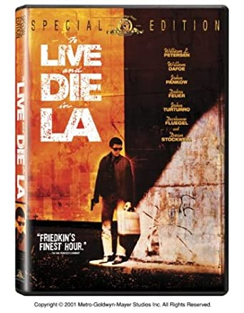 Amazon Com To Live And Die In L A Special Edition