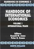 Handbook of International Economics, Volume 1: International Trade