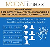 Workout-Gloves-PREMIUM-Leather-NeopreneSilicone-with-Durable-Wrist-Wraps