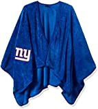 NFL Silk Touch Throw Wrap with Applique