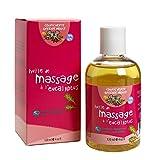 Souris Verte 912 Cold/Cough Baby Bath and Massage Oil Eucalyptus, 120ml