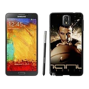 Popular And Unique Custom Designed Cover Case For Samsung Galaxy Note 3 N900A N900V N900P N900T With San Antonio manu Ginobili 1 Black Phone Case