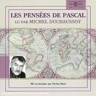 Les Pensées de Pascal, Pascal, Blaise (1623-1662)