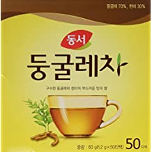 Dong Suh Korean Tea (50 Bags) (Solomon's Seal Tea)
