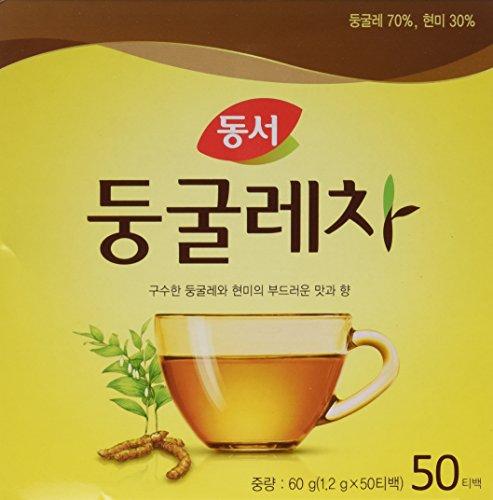 Solomons Seal (Dong Suh Korean Tea (50 Bags) (Solomon's Seal Tea))