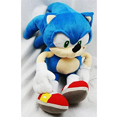 60%OFF Sonic The Hedgehog Plush Backpack