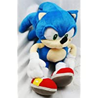 Plush Backpack - Sonic The Hedgehog - Sonic Soft Doll 46cm New Toys sh9267