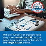Hammermill Colored Paper, 20 lb Canary Printer