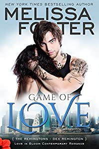 Game Of Love by Melissa Foster ebook deal