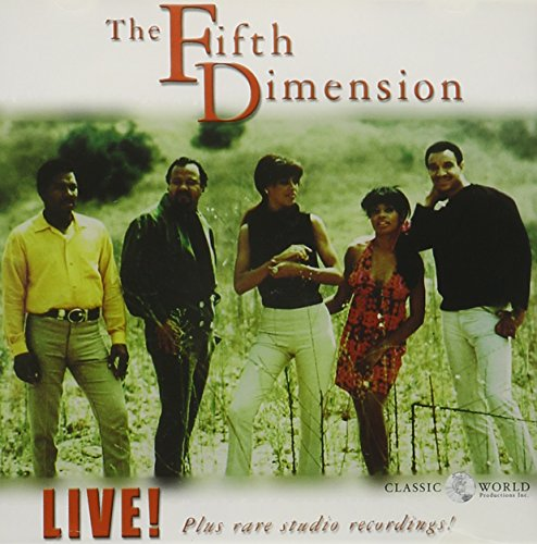 The Fifth Dimension Live!