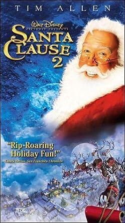 the santa clause 2 vhs - From Santa Claus 2