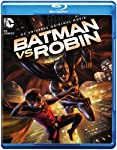 Cover Image for 'Batman vs. Robin (Blu-ray + DVD + Digital HD UltraViolet Combo Pack)'
