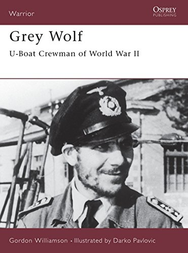 Grey Wolf: U-Boat Crewman of World War II ()