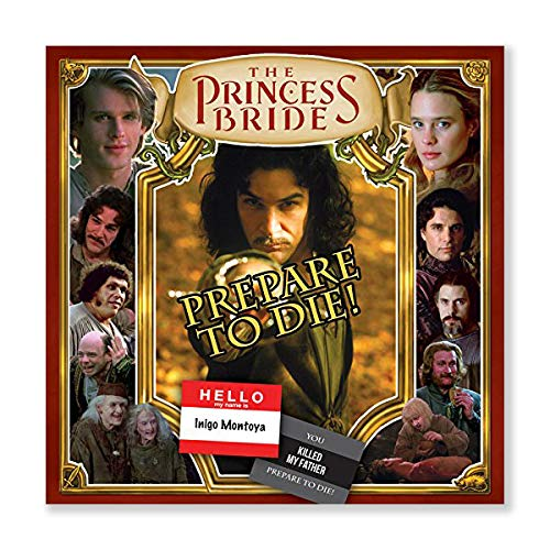 Powered by Game Salute The Princess Bride: Prepare to ()