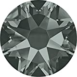 2000, 2058 & 2088 Swarovski Nail Art Gems Black Diamond | SS20 (4.7mm) - Pack of 1440 (Wholesale) | Small & Wholesale Packs | Free Delivery