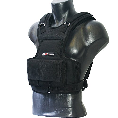 MIR WOMEN ADJUSTABLE WEIGHTED VEST product image