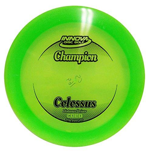 - Innova Champion Colossus (ASSORTED COLORS) (165-170 grams)
