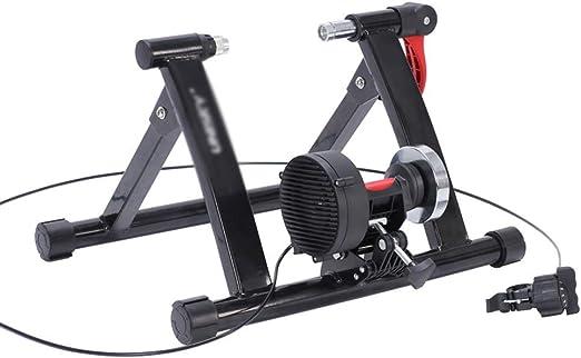 SMLJJ Estante de Entrenamiento de Bicicletas, Multifuncional ...