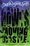 Front cover for the book Howl's Moving Castle by Diana Wynne Jones