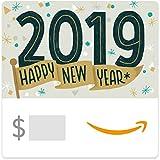 Amazon eGift Card - New Years 2019