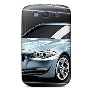 High Grade VariousCovers Flexible Tpu Case For Galaxy S3 - 2010 Bmw Series 5 Active Hybrid Concept