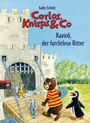 carlos-knirps-co-ravioli-der-furchtlose-ritter-die-carlos-knirps-co-reihe-6-german-edition