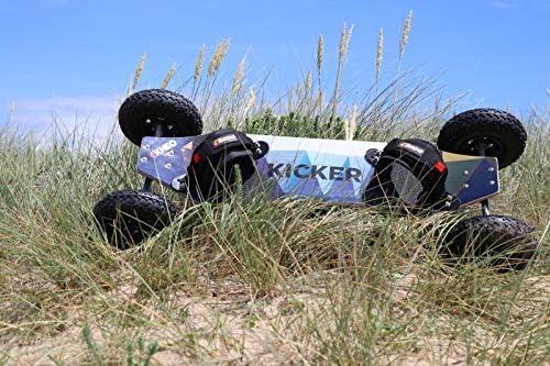 KHEO Unisex - Adulto Kicker v3 (8 Pulgadas) Wheels, Multicolor, Talla única: Amazon.es: Deportes y aire libre