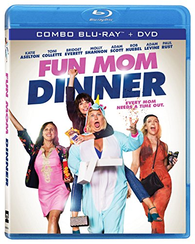 Fun Mom Dinner [Blu-ray] (Best Of Molly Shannon)