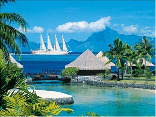 Ravensburger 16651 - Südsee Tahiti, 2.000 Teile Teile Teile Puzzle 65d2c2
