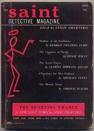 Saint Detective Magazine - Detective Magazine Covers
