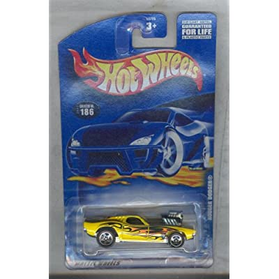 Hot Wheels 2001-186 Rodger Dodger 5SP 1:64 Scale: Toys & Games