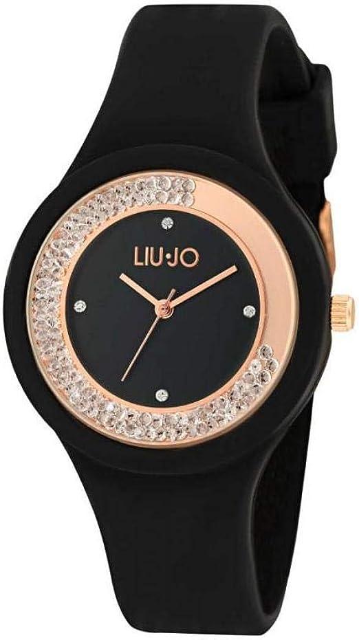 Orologio Donna Dancing Sport Rose Nero Liu Jo Luxury