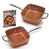 2 Pk Copper Chef (As Seen on TV Offer)