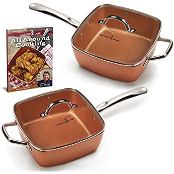 Amazon Com 2 Pk Copper Chef As Seen On Tv Offer