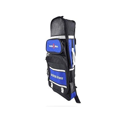 Amazon.com: ScubaMax - Bolsa para equipo de buceo: Sports ...