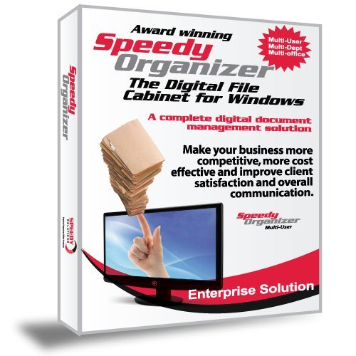 Confidential Document Solutions (Speedy Organizer