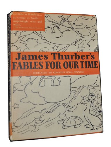 James Thurbers Fables Our Time product image