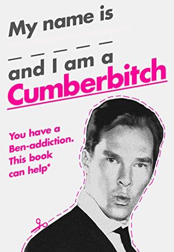 Cultures Cross Stitch - My Name Is X and I Am a Cumberbitch