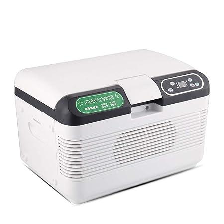 PortáTil De 12 litros Refrigerador Congelador Compacto del Coche ...