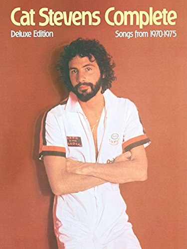 Music Sales Cat Stevens Complete: Songs from 1970-1975 (Piano / Vocal / Guitar Artist Songbook) (Sheets Free Music Choir)