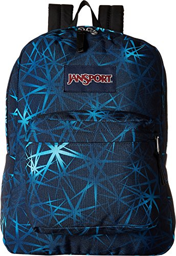 JanSport Unisex SuperBreak Jansport Navy Combo One Size