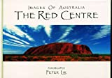 Front cover for the book The red centre by Peter Lik