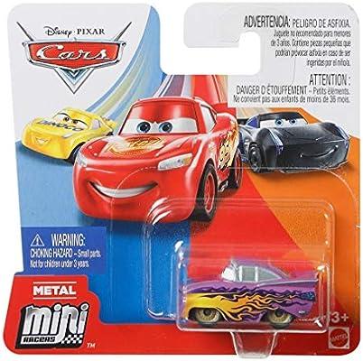 Cars Mattel Disney Pixar Metal Mini Racers 4cm (Roman): Amazon.es: Juguetes y juegos