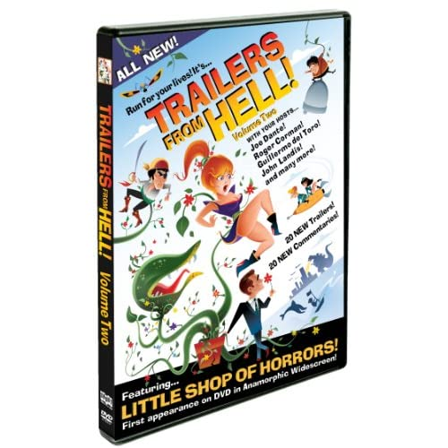 Quint's Holiday Gift Guide 2011 - Part 1! DVDs! Blu-Rays! Video