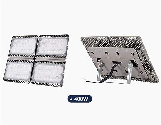 Foco Proyector LED, Luz Impermeable Al Aire Libre De La Seguridad ...