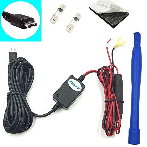 Aiskaer Camera Hardwire Installation Micro USB product image
