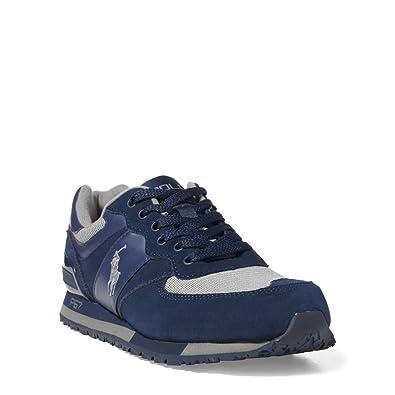 Ralph Lauren Zapatillas de Deporte Hombre: Amazon.es: Zapatos y complementos