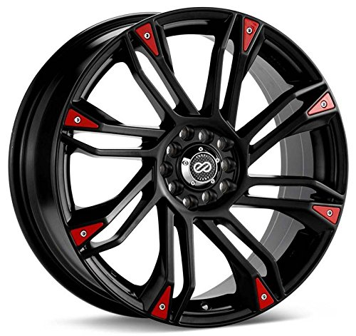 "Enkei GW8 Matte Black Wheel (17x7""/5x100mm)"