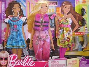 Amazon.com: Barbie Travel Fashions TOKYO - Target